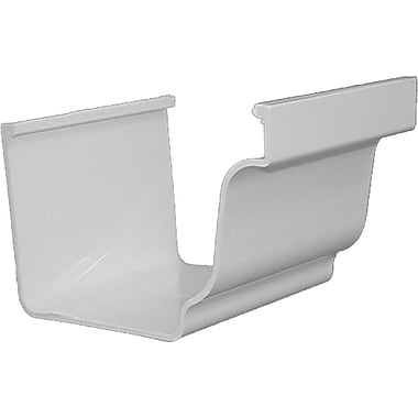 GenovaProducts Gutter Connector; White