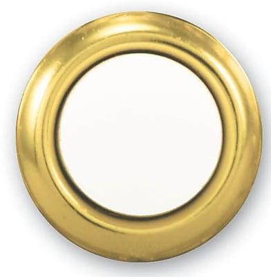 Heathco Pearl Doorbell; Gold