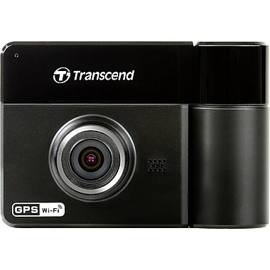 Transcend TS32GDP520M DrivePro 520 Car Recorder and GPS, Suction Mount