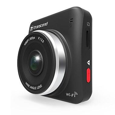 Transcend – Caméra de tableau de bord compatible avec Wi-Fi DrivePro 200, TS16GDP200M