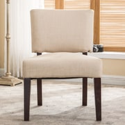 AC Pacific Bethel Padded Armless Side Chair