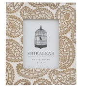 Shiraleah Arendal Picture Frame; 8'' L x 0.5'' W x 11'' H