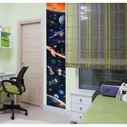 Brewster Home Fashions Euro Stripe Universe Wall Mural