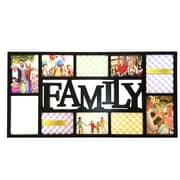 BestBuy Frames Family 10 Photo Opening Collage Picture Frame