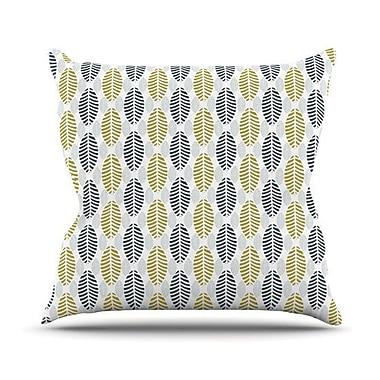 KESS InHouse Seaport Throw Pillow; 18'' H x 18'' W x 4.1'' D