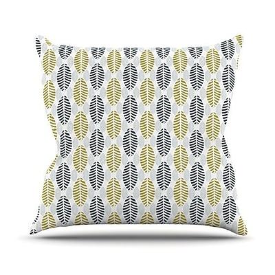 KESS InHouse Seaport Throw Pillow; 26'' H x 26'' W x 5'' D