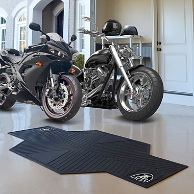 FANMATS NFL - Oakland Raiders Motorcycle Utility Mat