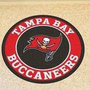 FANMATS NFL Tampa Bay Buccaneers Roundel Mat
