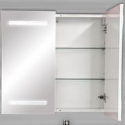 MTDVanities Aria 26'' x 24.8'' Surface Mount Medicine Cabinet