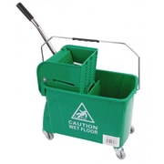 Performe Bucket Wringer with Lateral Press, 20L, Green
