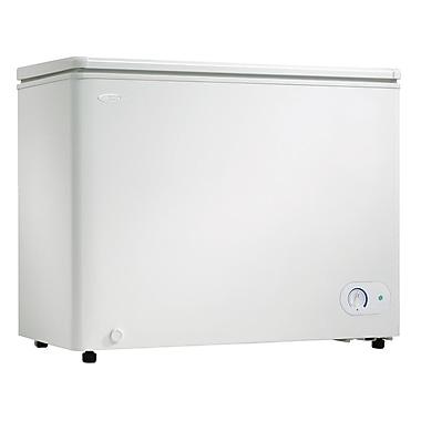 Danby – Congélateur coffre, 7,2 pi3 Blanc (DCF072A2WDB1)