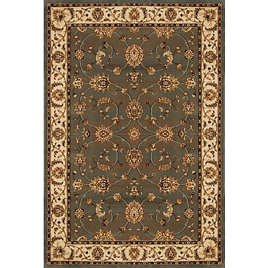 Home Dynamix Triumph Gray Area Rug; Rectangle 3'9'' x 5'2''