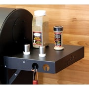 LouisianaGrills Side Shelf for Country Smoker and LG Series Grill