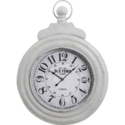 Cooper Classics Oversized 26'' Dillon Wall Clock