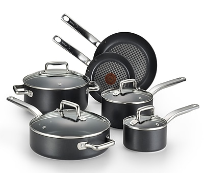 T-fal ProGrade 10-Piece Non-Stick Cookware Set