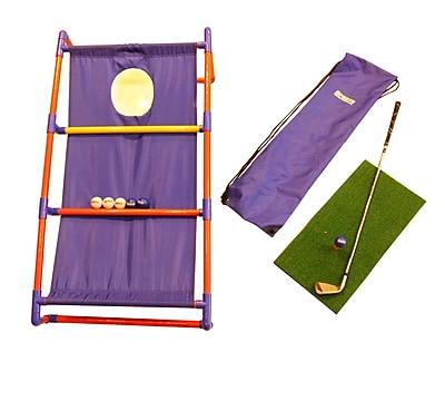 FestivalDepot Cornhole and Ladder Chipping Golf Game