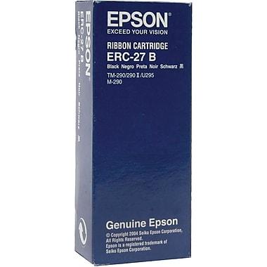 Epson - Ruban en nylon noir pour caisse enregistreuse ERC-27B