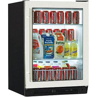 Haier – Refroidisseur à boissons intégré BC100GS, capacité de 150 canettes