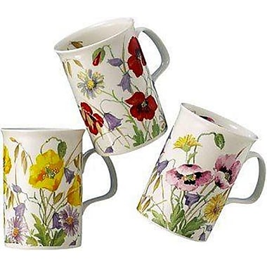 Roy Kirkham Lancaster Mug, English Meadow Set of 6