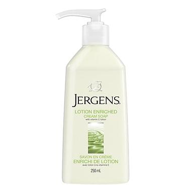 Jergens - Savon crème liquide enrichi de lotion
