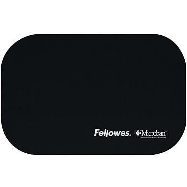 Fellowes® – Tapis de souris de voyage avec protection Microban®, noir, (5911101)