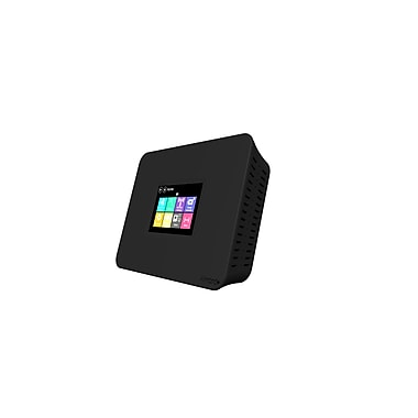 Securifi – Routeur AC1750 bibande Almond+ ALMP-BLK, centrale domotique, écran tactile