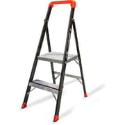 Wing Enterprises Little Giant Fiberglass AirWing Step Ladder, Type 1AA, Model 4 (15284001)