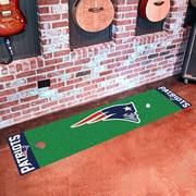 FANMATS NFL New England Patriots Putting Green Mat