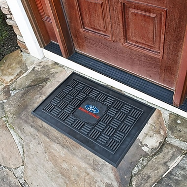 FANMATS Ford - Ford Racing Medallion Doormat