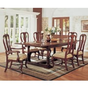 EasternLegends Monte Bianca Extendable Dining Table