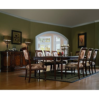 EasternLegends Parisian Court Extendable Dining Table