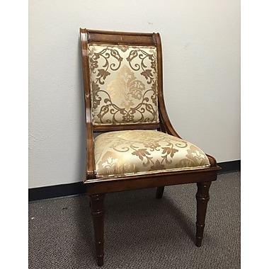 EasternLegends Parisian Court Upholstered Dining Chair (Set of 2)