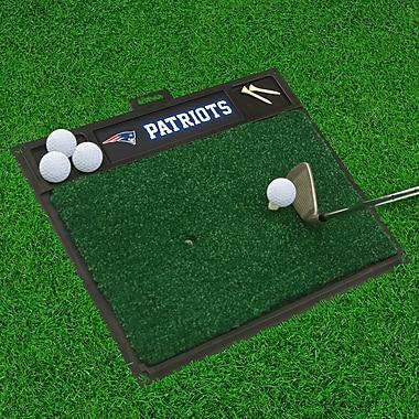 FANMATS NFL - Golf Hitting Mat; New England Patriots
