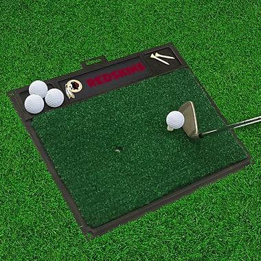 FANMATS NFL - Golf Hitting Mat; Washington Redskins
