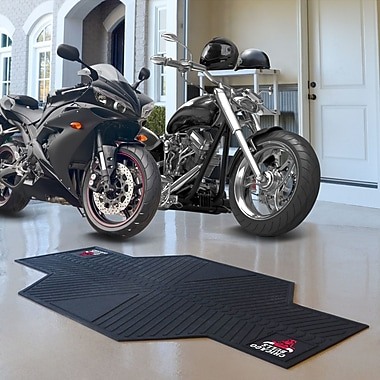FANMATS NBA Chicago Bulls Motorcycle Utility Mat
