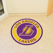 FANMATS NBA Los Angeles Lakers Roundel Mat