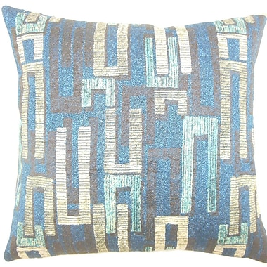 The Pillow Collection Xola Geometric Throw Pillow; 18'' H x 18'' W x 5'' D