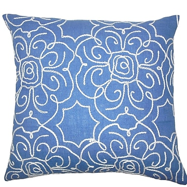 The Pillow Collection Xarles Geometric Throw Pillow; 20'' H x 20'' W x 5'' D