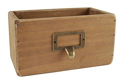 Blossom Bucket Permit Wood Box