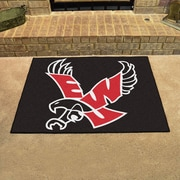 FANMATS NCAA Eastern Washington University Football Mat; 5' x 6'