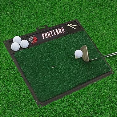 FANMATS Golf Hitting Mat; Portland Trail Blazers
