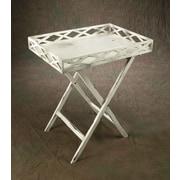 AA Importing 30'' Rectangular Folding Table w/ Lift Top