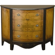 AA Importing Demilune Cabinet