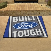 FANMATS Ford - Built Ford Tough All Star Mat; Blue