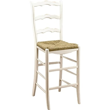 AA Importing 29'' Bar Stool; White