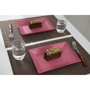 EVO Sustainable Goods Serving Dish (Set of 2); Pink