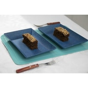 EVO Sustainable Goods Serving Dish (Set of 2); Blue