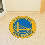 FANMATS NBA Golden State Warriors Roundel Mat