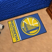 FANMATS NBA Golden State Warriors Starter Mat