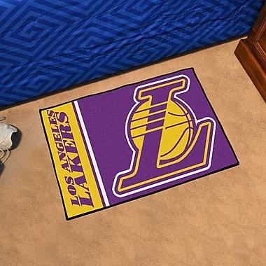 FANMATS NBA Los Angeles Lakers Starter Mat